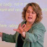 SBDC instructor Patricia Clason