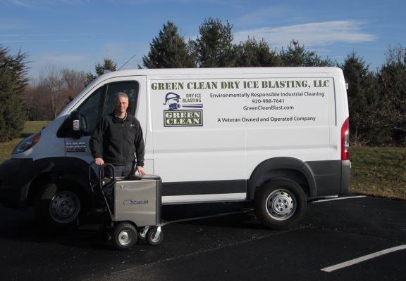 John Schroeder Green Clean