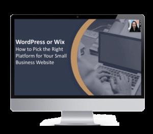 word vs wix webinar